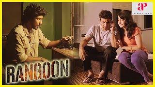 Gautham Karthik Movies | Rangoon Tamil Movie | Lallu shoots the boy | Daniel Annie Pope