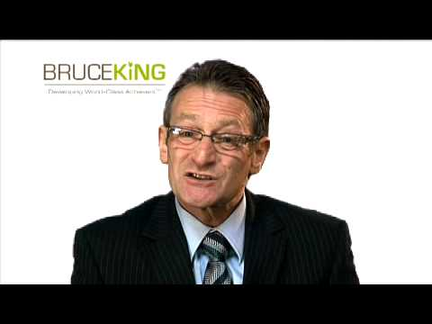 Goal Setting by Bruce King - Double Your Sales