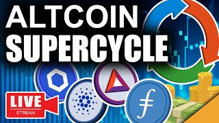 Altcoin News: Super Cycle Explained (Cardano, Link & BAT Explosion)