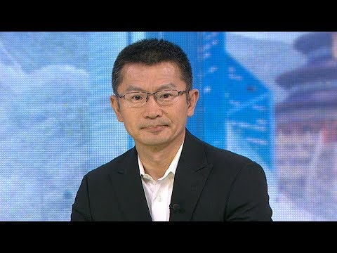 Tao Zhang Discusses Launch Of New Huawei Phone
