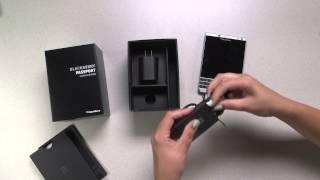 الإعلان رسميا عن الهاتف BlackBerry Passport Silver Edition