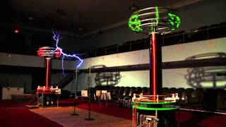 Tesla Turret Opera (Cara Mia Addio)