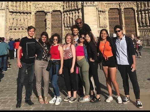 2018 Summer Workcamp In France