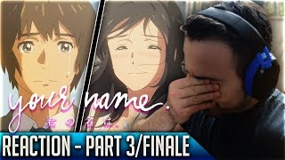 Download lagu THAT SCENE NEARLY KILLED ME!! ▶ Your Name Reaction (Kimi no Na wa Reaction) Part 3 (FINALE)