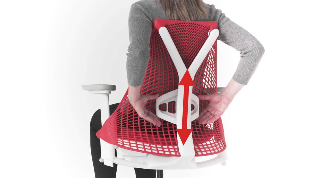 Guía De Usuario Sayl Performance Work Chair