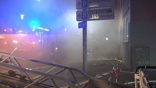 NRWspot.de | Hagen – Kellerbrand in der Bahnhofstraße löst Großeinsatz der Feuerwehr aus
