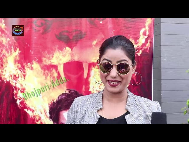 Nidhi Jha Luliya Bhojpuri Actress Exclusive Interview