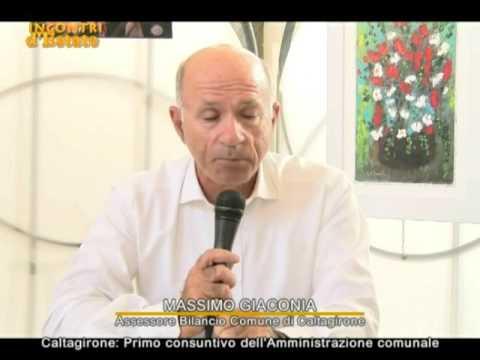 INCONTRI D'ESTATE Massimo Giaconia 13 Settembre 2016