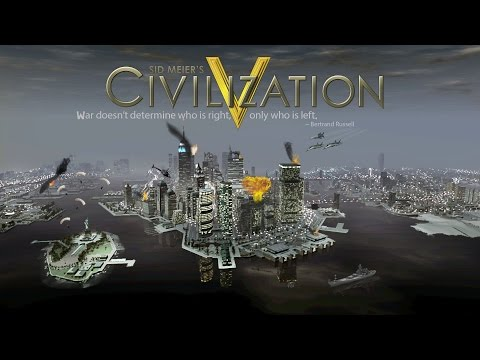 Civilization V (2) - Harun al-Rashid w/Tucker