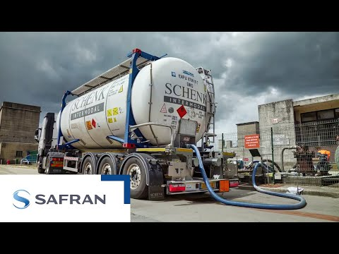 10% biofuel at the test cells: the Villaroche site opens the floodgates