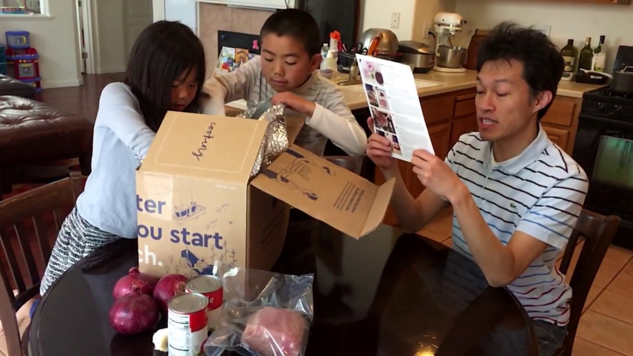 Blue apron top chef contest - Blue Apron For Mommy