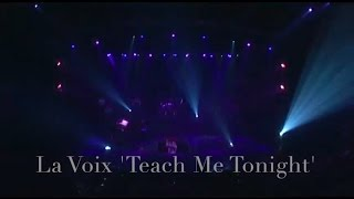 Liza Minnelli - Teach Me tonight by La Voix