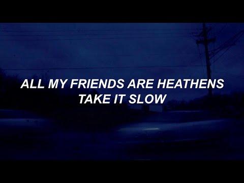 heathens // twenty one pilots lyrics