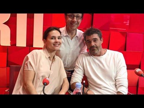 Virginie Ledoyen et Thierry Neuvic dans À La Bonne Heure