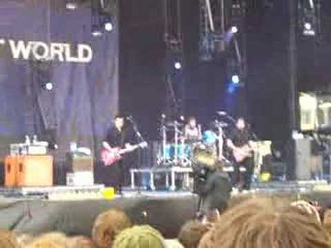 Jimmy Eat World - Work at Download Festival 2008
