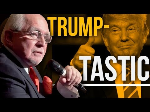 WAKE THE F*CK UP - Dan Pena on Donald Trump