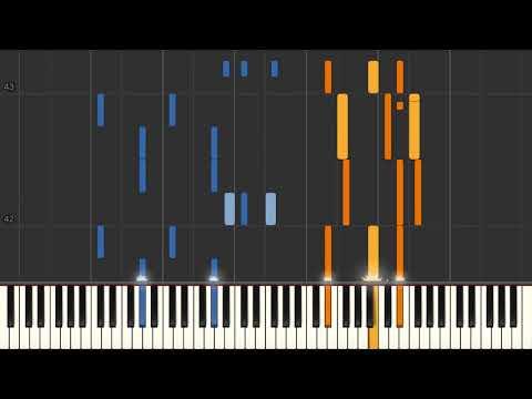 La Comparsa (Ernesto Lecuona) - Piano tutorial