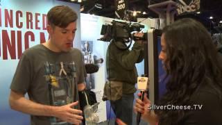 Baixar Incredible Bionic Man Smithsonian Channel - Erika Santos interviews Dr. Bertolt Meyer