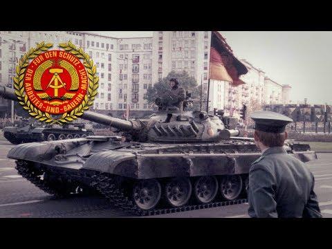 """German Democratic Republic (1949–1990) NVA Song """"Monika"""" +Eng Sub"""