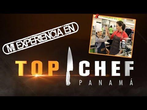 COCINANDO EN TOP CHEF PANAMÁ // SOY MARIALE 507