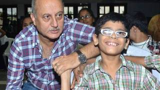 Anupam Kher Screens His Film