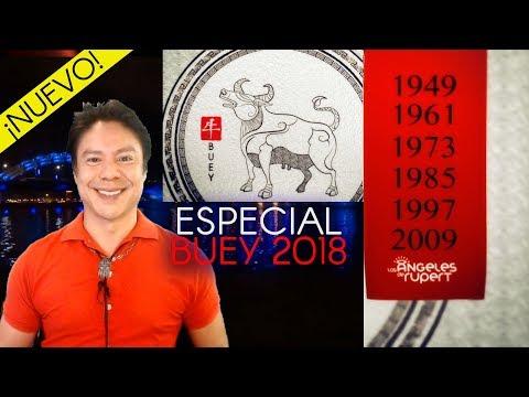 🐮-buey/bÚfalo-2018-🐮feliz-año-chino-del-perro⛩-tirada-del-perro-&-tao-🐮1949-1961-1973-1985-1997-2009