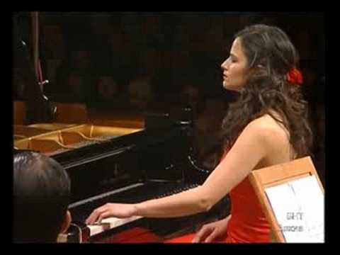Dora Deliyska plays Liszt Concerto N2, I