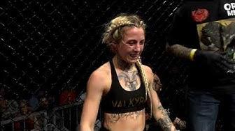 Triton Fights 10: Rebecca Bryggman vs. Sara Lopez