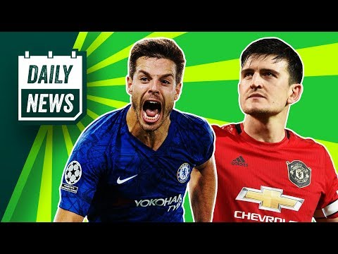 Why Maguire Deserved A RED CARD V Chelsea! ► Daily News