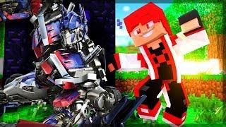 COMO FAZER UM PORTAL PARA O MUNDO DOS TRANSFORMERS!    MINECRAFT MACHINIMA (BrickGames)