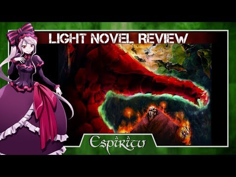 Overlord Volume 3 - The Bloody Valkyrie - Light Novel Review (Season 1)