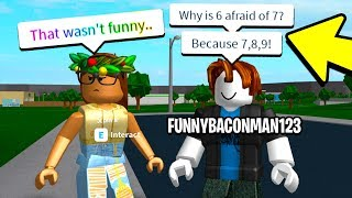 IF YOU LAUGH, I GIVE YOU $100,000.. (Roblox Bloxburg)
