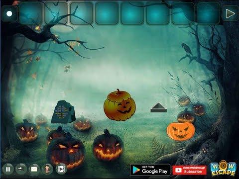 Halloween Escape Soluzione.Halloween Boy Escape Walkthrough Wowescape