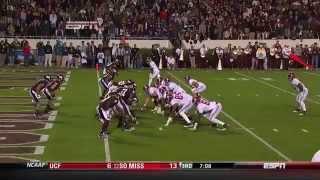 2011 #3 Alabama vs. Mississippi State (HD)