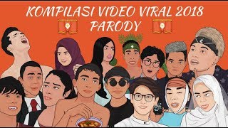 Download Mp3 Kompilasi Video Viral Terlucu Tahun 2018 - Parody Versi Animasi