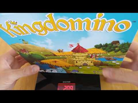 Kingdomino game - how to play, brief look at the Age of Giants expansion