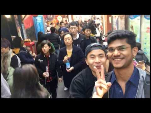 Travel Vlog China