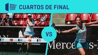 Cuartos de Final Marrero/Ortega Vs Navarro/Martínez Euro Finans Swedish Padel Open