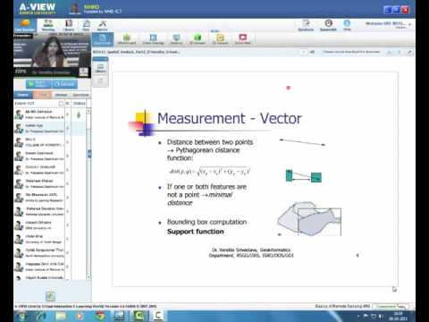 08 oct 2015 Spatial Analysis  Function  tools  Dr  Vandita Srivastava