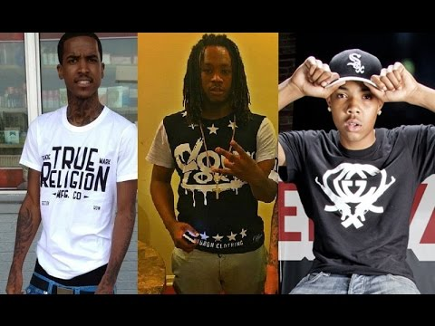 Lil Reese Claims Lil Jay Got Beat Up So Bad in Jail He Switched Gang. G Herbo Chimes in.