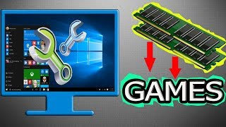 Как увеличить оперативную память на компьютере (Windows 10)