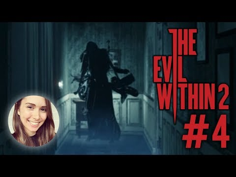 [ The Evil Within 2 ] Unlocking the theater (PS4 gameplay) - Part 4
