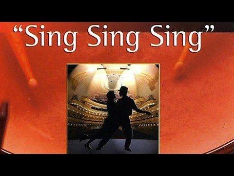 Sing, Sing, Sing, (clarinet sheet music review)