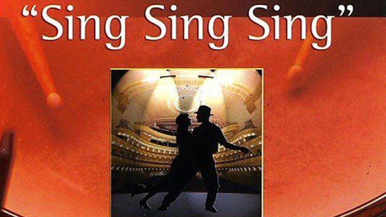 sing sing sing ноты для кларнета