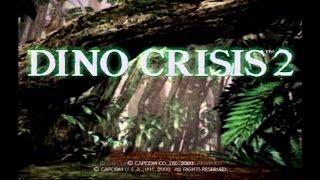 """Let's Play - Dino Crisis 2 - Capitulo 1 """"Peligro Prehistorico"""" - En Español"""