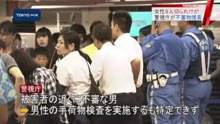 あきる野市の東京サマーランドできのう、若い女性が何者かに切り付けられて軽いけがをした事件で、新たに23歳の女性がけがをしていたことが分...