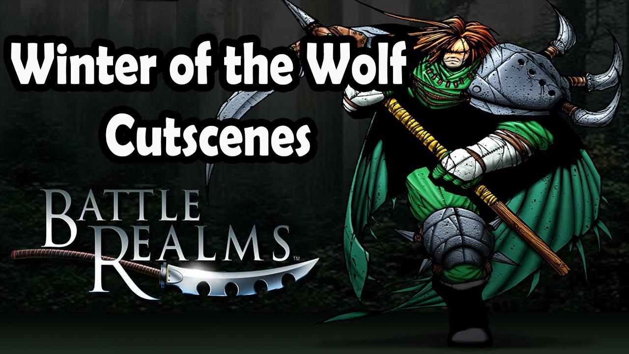 Battle Realms Grayback S Journey Winter Of The Wolf Cutscenes