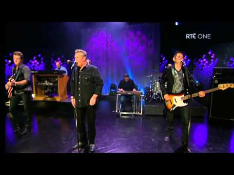 "Rascal Flatts - ""Rewind"" | The Late Late Show"
