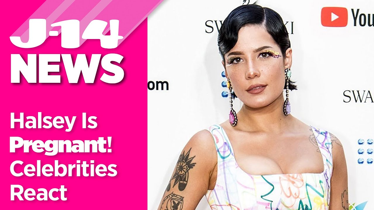 Halsey Announces Pregnancy With Alev Aydin: Celebrities React