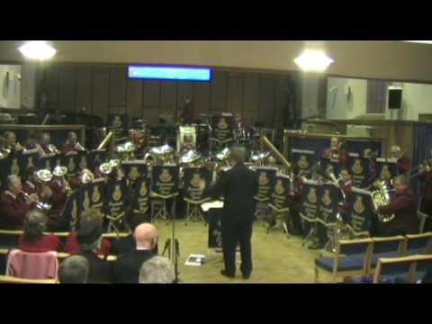 'Brazil '75' by Portsmouth Citadel Band